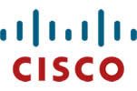 Utilizamos las mejores marcas como CISCO