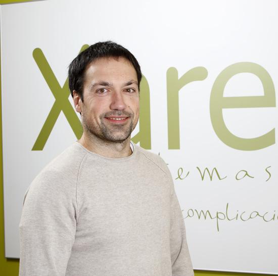 Diseñador Xare Sistemas, ofrecemos diseño web a medida en Donostia y toda Gipuzkoa